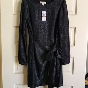 Michael Kors lond sleeve dressy dress